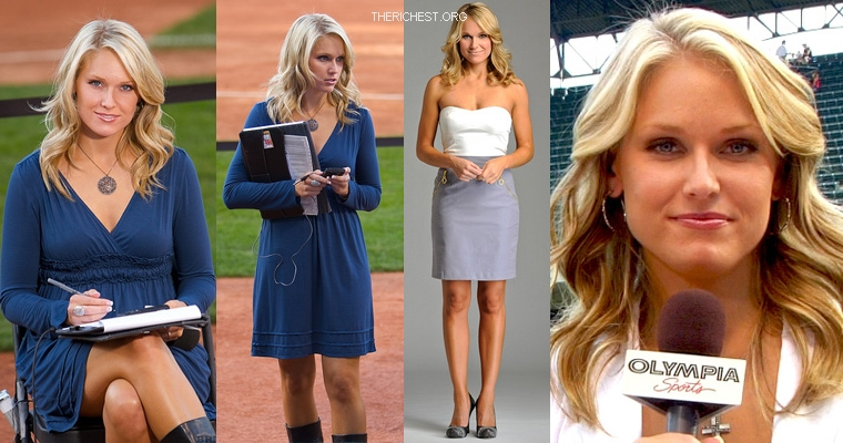 Womens History Month Qa With Mlb Networks Heidi Watney The