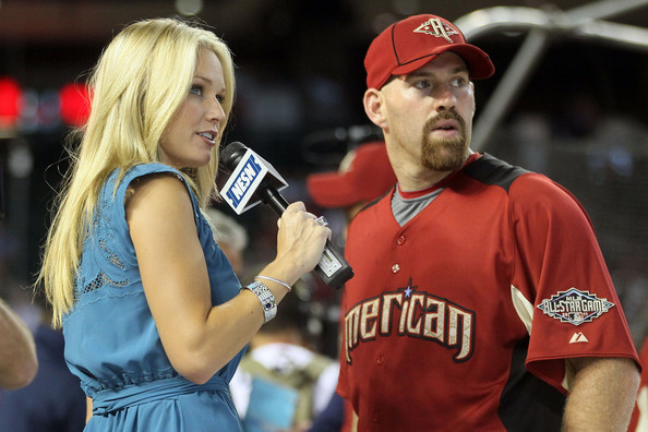 Womens History Month Qa With Mlb Networks Heidi Watney Part One
